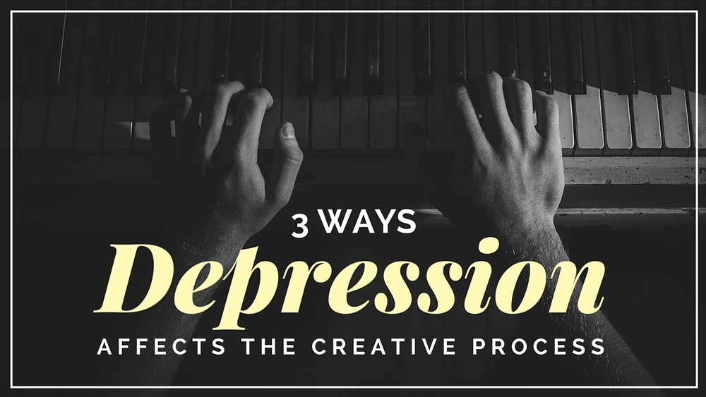 3 Ways Depression Affects Creativity